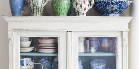 3 Tips For Custom Glass Kitchen Display Cabinets, Ballwin, Missouri