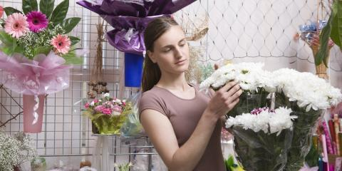 What Kind of Flowers Should You Send to a Funeral Service?, Lebanon, Ohio