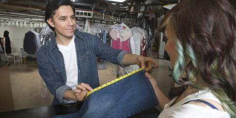 The Advantages of Dry Cleaning Jeans, Denver, Colorado
