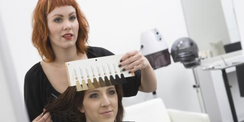 Understanding the Difference Between Custom Hair Coloring Techniques, St. Louis, Missouri