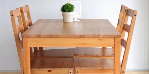 The Do's and Don'ts of Caring for Wood Furniture, Fairbanks, Alaska