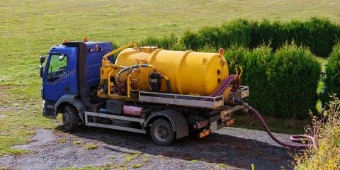 3 Signs You Need Emergency Septic Service, New Franklin, Ohio