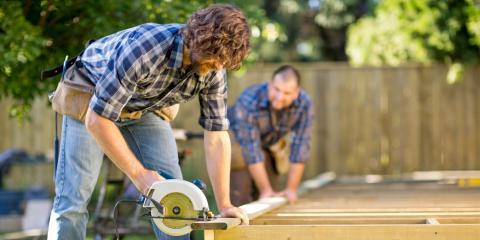3 Best Types of Wood For Outdoor Projects, Cincinnati, Ohio