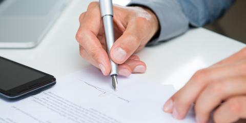 An Arizona Lawyer on Avoiding Costly Mistakes When Signing Documents, Bullhead City, Arizona