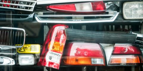 3 Tips for Buying Used Car Lights From a Salvage Yard, Barkhamsted, Connecticut
