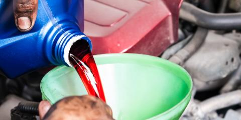 5 Signs It's Time for a Transmission Fluid Change, Lincoln, Nebraska