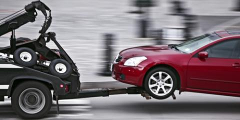 What Types of Cars Can a Towing Service Handle?, Mountain Home, Arkansas