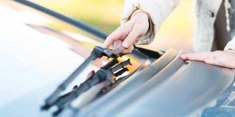 3 Signs It's Time to Replace Your Windshield Wipers, Anchorage, Alaska