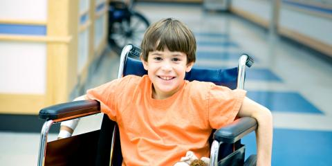 Are Social Security Disability Benefits Available for Children?, Cincinnati, Ohio