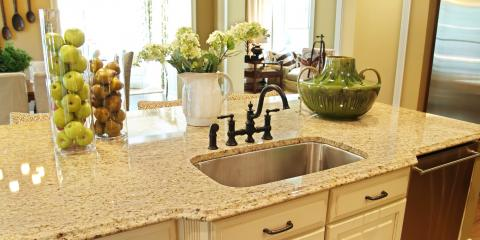 4 Reasons to Choose Natural Stone Countertops for the Kitchen, Rochester, New York
