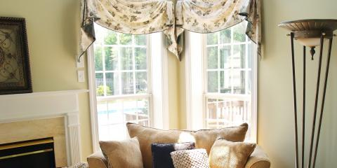 Your Guide to Window Valances, Swags, & Cornices, Westlake, Ohio