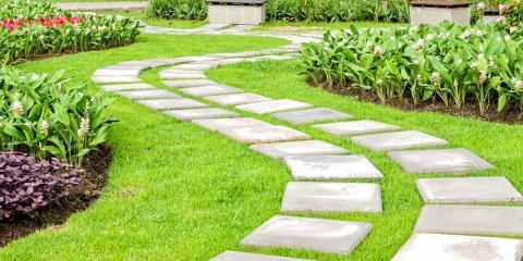 3 Ideas for Your Backyard Using Concrete, Columbia, Missouri