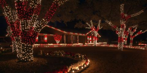 The Do's & Don'ts of Setting Up Holiday Lights, Bluefield, West Virginia