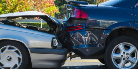 What to Do After You've Caused a Car Accident, Truckee, California