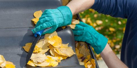 3 Common Problems That Arise When You Don't Clean Your Gutters, Angelica, Wisconsin