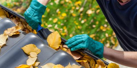 3 Reasons Why Gutter Cleaning Is So Important During Fall, Vernon Center, New Jersey