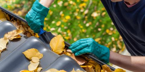 4 Benefits of Professional Gutter Cleaning, Savannah, Georgia