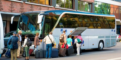 3 Tips For Getting Through a Long Charter Bus Ride, Greensboro, North Carolina