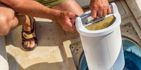5 Indications It's Time to Replace Your Pool Pump Filter, Honolulu, Hawaii