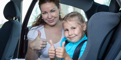 Keep Your Child Safe in an Auto Accident With a Car Seat, Lake St. Louis, Missouri