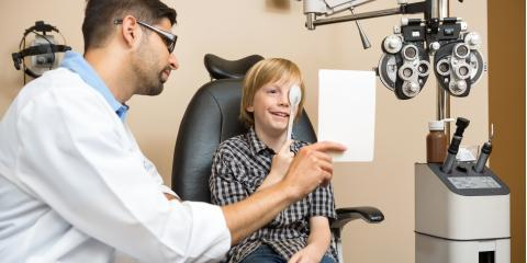 3 Steps to Prepare Your Child for an Eye Exam, Honolulu, Hawaii