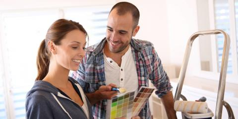 4 Mistakes Homeowners Make When Picking an Interior Paint Color, Brookhaven, New York