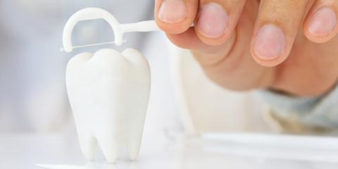 Should I Floss Before or After Brushing?, Madison, Ohio