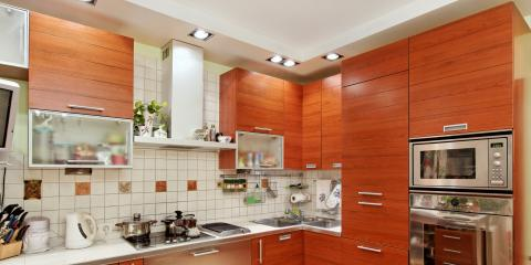 5 Creative Ways to Use Glass for Cabinet Doors, High Point, North Carolina