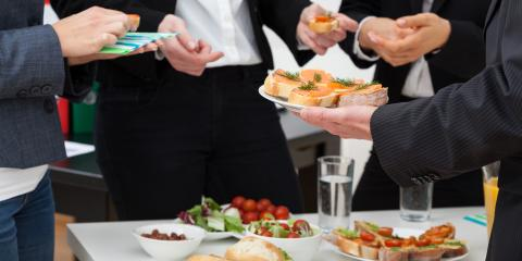 3 Ways Office Catering Aids Productivity, Houston, Texas