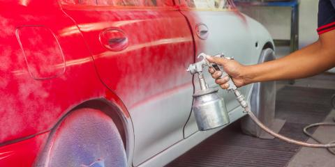 4 Signs Your Car's Overdue for a Paint Job - Valiante Auto Body
