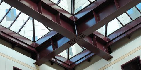 Why Steel Beams Are a Better Alternative to Wood During a Construction Project, Wentzville, Missouri