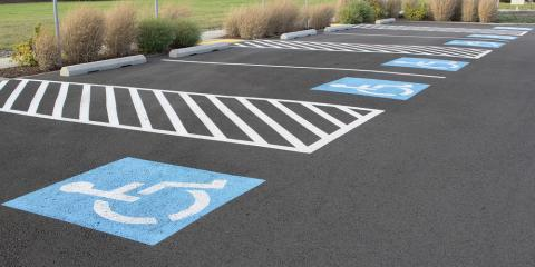 What Markings Does Your Parking Lot Need?, Nixa, Missouri