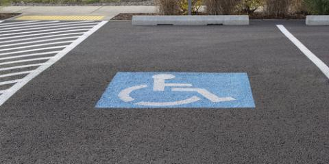 How to Make Your Parking Lot Handicap Accessible, Koolaupoko, Hawaii