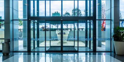 The Top 3 Advantages of Automatic Doors for Businesses, Cincinnati, Ohio
