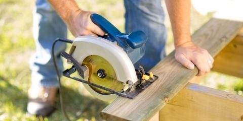 4 Signs of a Dull Circular Saw Blade, Port Jervis, New York