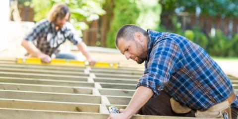 4 Factors to Consider Before Finalizing Your Deck Plans, Norwood, Ohio