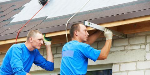 3 Key Benefits of Installing a New Roof, Rhinelander, Wisconsin