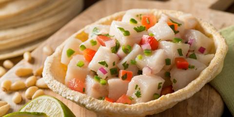 Top 4 Dishes Found in Latino Cuisine, New York, New York