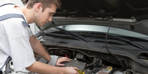 What to Remove Under the Hood Before Junking a Car, Philadelphia, Pennsylvania