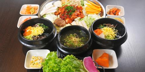 What Makes Korean Food Healthy?, Honolulu, Hawaii