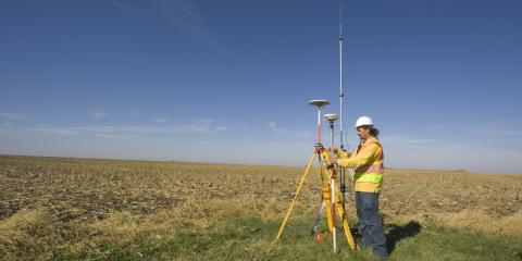 What Is Shown in a Topographic Survey?, La Marque, Texas