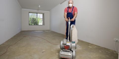 FAQ About Concrete Polishing, Monroe, Ohio