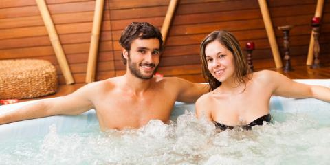 3 Ways Owning a Hot Tub Relieves Stress, Garfield, Michigan