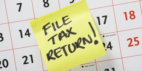 Last-Minute Tax Preparation Tips, Archdale, North Carolina