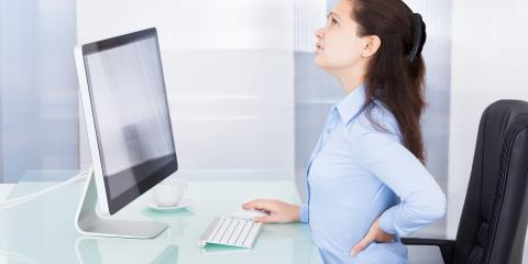 How a Desk Job Affects Your Spine, Florence, Kentucky