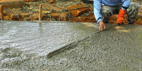 3 Ways to Care for Your Concrete Driveway, O'Fallon, Missouri