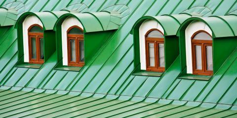 3 Signs Your Metal Roof Needs Repairs, Savannah, Tennessee