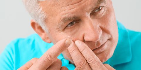 Can Seniors Wear Contact Lenses?, Anchorage, Alaska