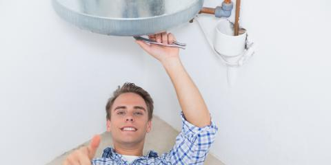 A Plumbing Contractor Shares 3 Ways to Troubleshoot Your Hot Water Heater , New Haven, Connecticut