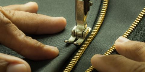 Why It's Best to Hire a Tailor for Zipper Repair, Manhattan, New York